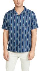 Vince Ikat Cabana Shirt