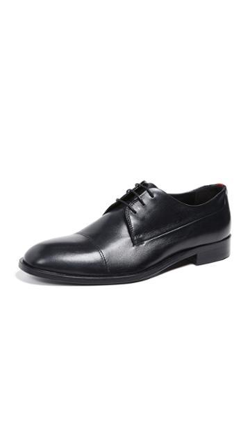 Hugo Smart Lace Up Derby Shoes