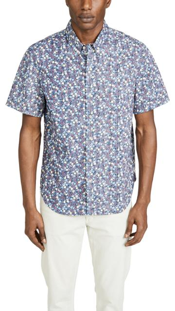 Reyn Spooner Retro Mini Tailored Shirt