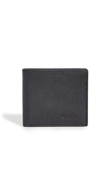 Barbour Barbour Leather Billfold Wallet