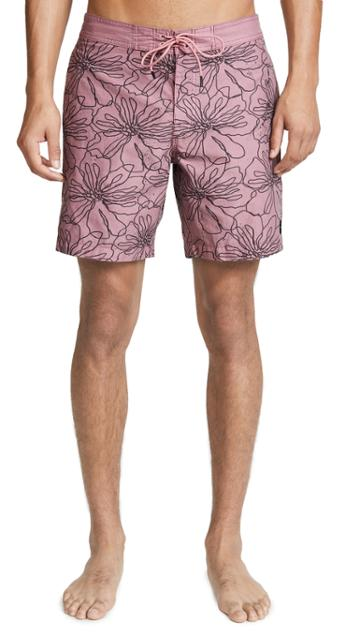 Rvca Slappy Trunks