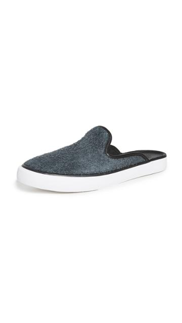 Sperry Cloud Chancla Wooly Bully Slides