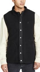 Gramicci Boa Fleece Vest