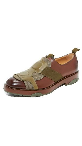 Salvatore Ferragamo Faber Loafers