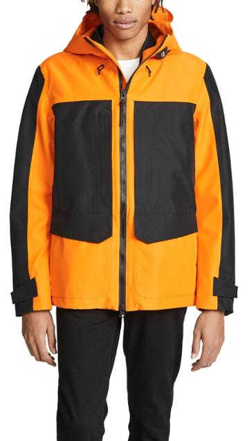 Woolrich John Rich Bros Pro Ocean Carbon Jacket