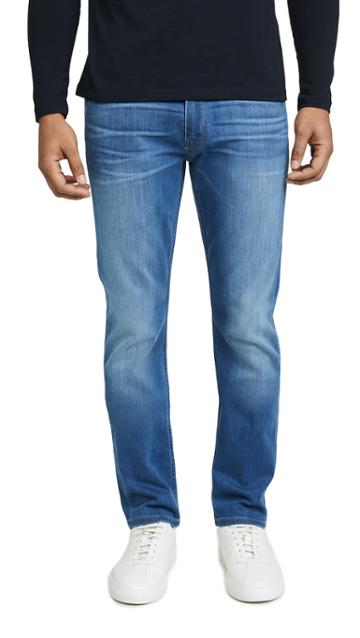 Paige Federal Jeans In Bales Wash