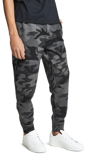 Polo Ralph Lauren Camo Fleece Joggers