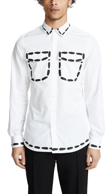 Moschino Line Shirt