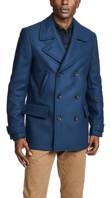 Ps By Paul Smith Reefer Coat