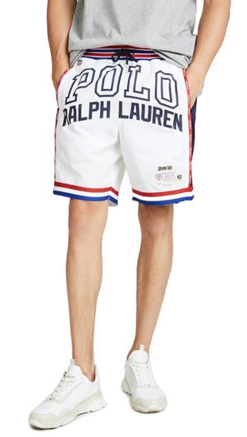 Polo Ralph Lauren Chariots Logo Shorts