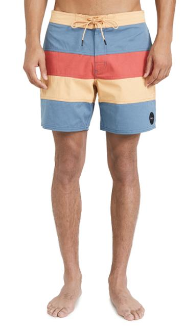 Rvca Noble Trunks