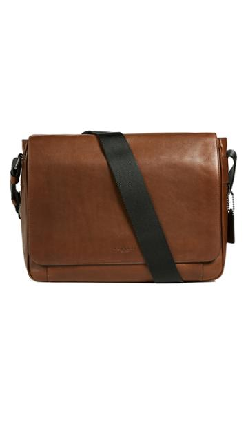 Coach New York Metropolitan Courier Bag