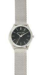 Michael Kors Slim Runway Stainless Steel Mesh Watch 42mm