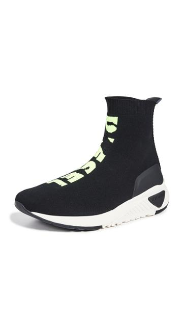 Diesel S Kb Mid Sock Sneakers