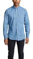 Gitman Vintage Denim Buttondown Shirt