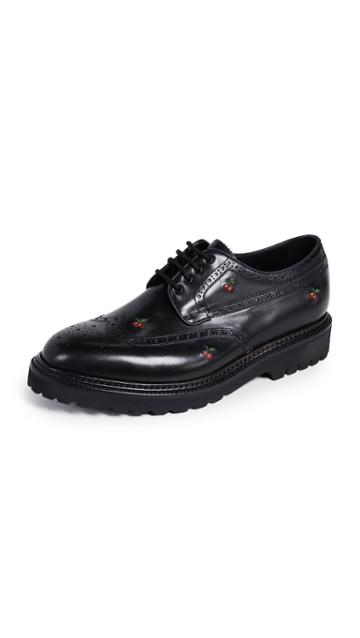 Paul Smith Vegas Leather Oxfords