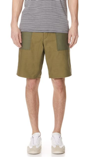 Rag Bone Field Shorts