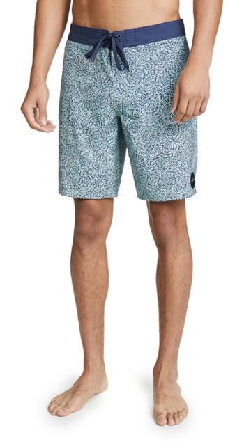 Rvca Va Printed Trunks
