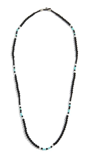 Mikia Multi Beads Necklace