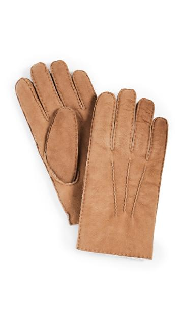Polo Ralph Lauren Shearling Icon Gloves