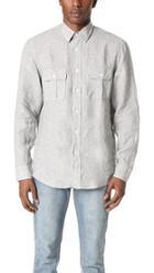 Billy Reid Brantley Shirt
