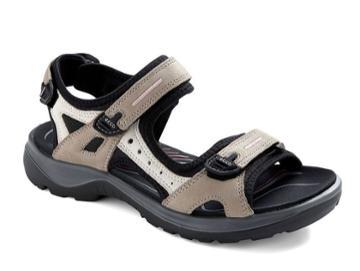 Ecco Women's Yucatan Sandals Size 7/7.5