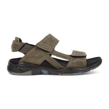 Ecco X-trinsic Flat Sandal Size 9-9.5 Tarmac