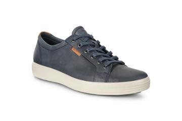 Ecco Soft 7 M Sneakers Size 5-5.5 Marine