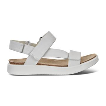 Ecco Corksphere Sandal W Size 6-6.5 White