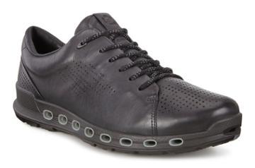 Ecco Cool 2.0 Men's Sneaker Size 6-6.5 Black