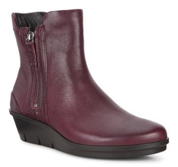Ecco Women's Skyler Wedge Boots Size 8/8.5