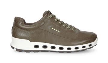 Ecco Men's Cool 2.0 Leather Gtx Shoes Size 10/10.5