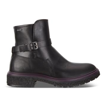 Ecco Womens Crepetray Gtx Boot Size 5-5.5 Black