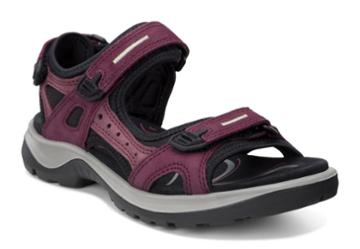 Ecco Women's Yucatan Sandals Size 10/10.5