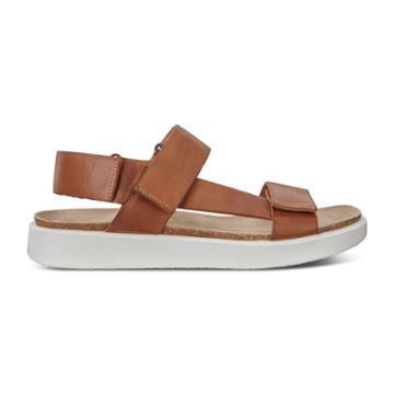 Ecco Corksphere Sandal M Flat Size 6-6.5 Cashmere