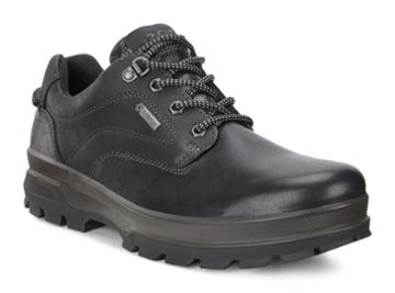 Ecco Men's Rugged Track Gtx Tie Shoes Size 44