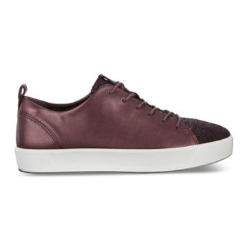 Ecco Womens Soft 8 Sneaker Size 5-5.5 Fig