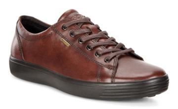 Ecco Men's Soft 7 Low Gtx Shoes Size 8/8.5