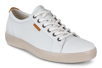 Ecco Soft 7 M Sneakers Size 5-5.5 White