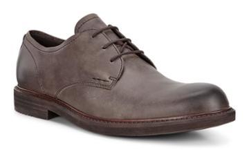 Ecco Men's Kenton Plain Toe Tie Shoes Size 7/7.5