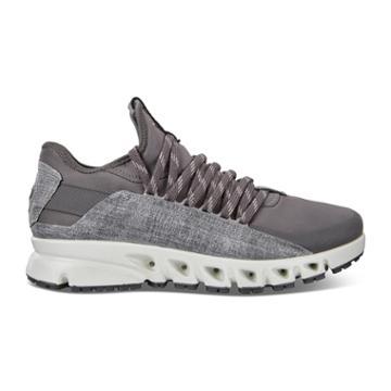 Ecco Omni-vent Outdoor Shoe Sneakers Size 8-8.5 Titanium