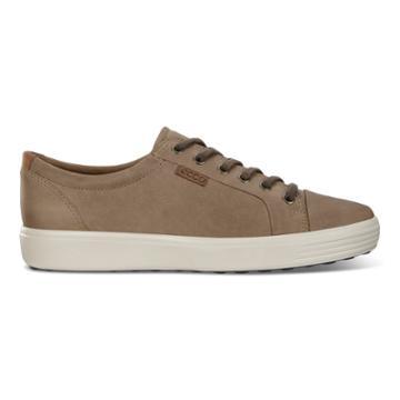 Ecco Soft 7 M Sneakers Size 7-7.5 Navajo Brown