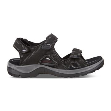 Ecco Offroad Outdoor Sandal Size 5-5.5 Black