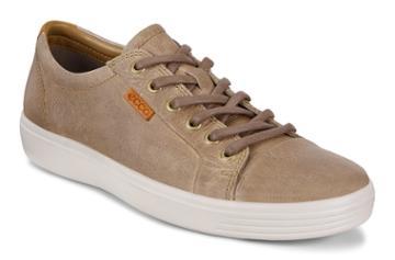 Ecco Soft 7 M Sneakers Size 5-5.5 Navajo Brown