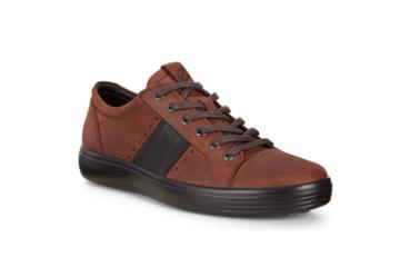 Ecco Soft 7 M Sneaker Size 5-5.5 Brandy