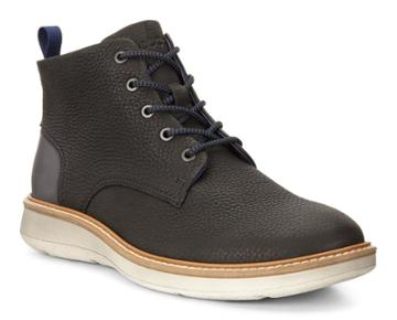 Ecco Men's Aurora Mid Boots Size 8/8.5