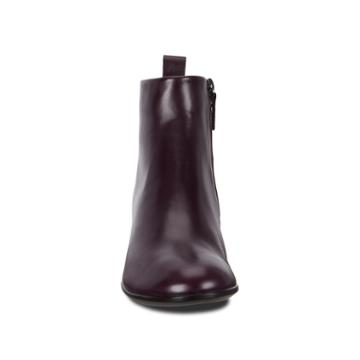 Ecco Shape 35 Boots Size 4-4.5 Fig