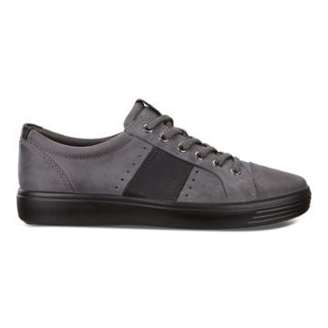 Ecco Soft 7 M Sneaker Size 10-10.5 Magnet