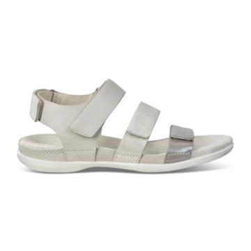 Ecco Flash Flat Sandal Size 7-7.5 Wild Dove