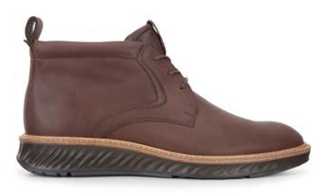Ecco St.1 Hybrid Boots Size 5-5.5 Mocha